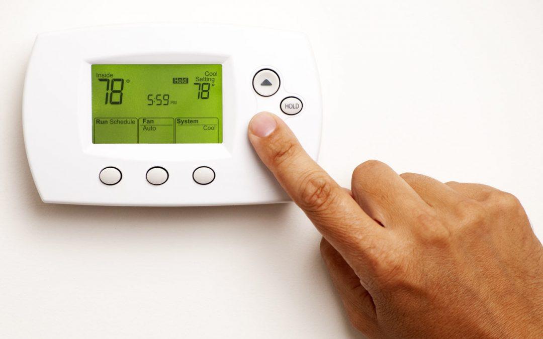 Οδηγίες για τον θερμοστάτη  χώρου