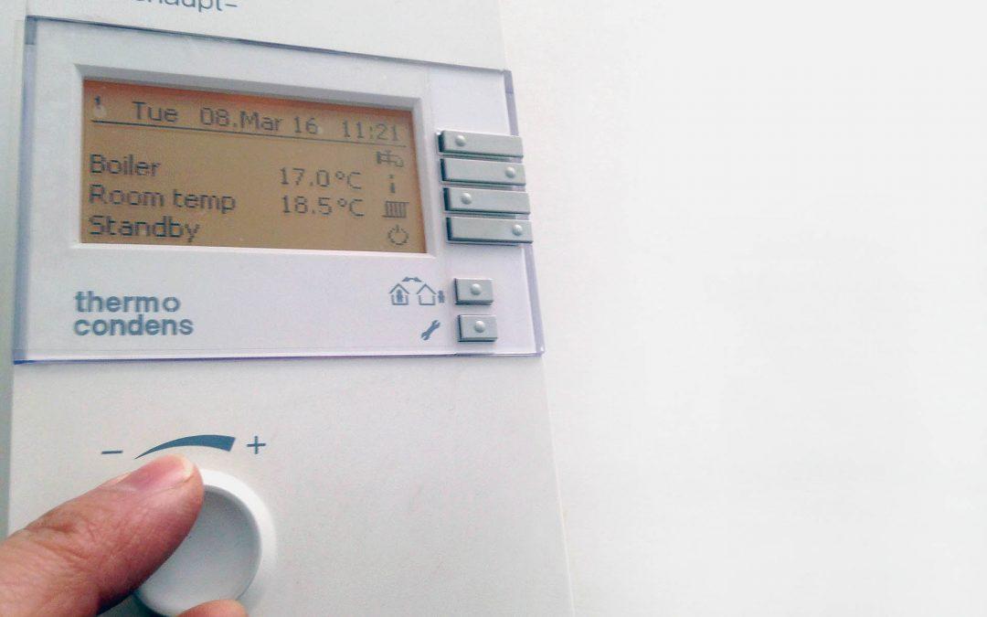 Σε τι θερμοκρασία να ρυθμίζω τον θερμοστάτη χώρου ώστε να κάνω οικονομία;