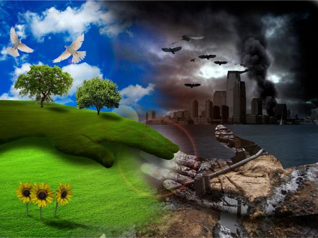 Η θέρμανση επηρεάζει την ποιότητα του αέρα που αναπνέουμε.