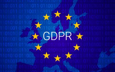 Ανακοίνωση σχετικά με GDPR – General Data Protection Regulation.